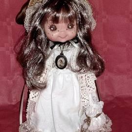 Donatella Muggianu - Miss Petticoat Italocremona Italian vintage doll