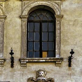 Maria Coulson - Roman Window