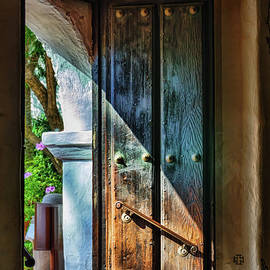 Joan Carroll - Mission Door