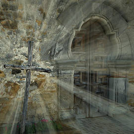 Stephen Stookey - Mission Espada Cross