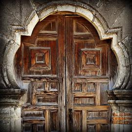 Stephen Stookey - Mission Espada Doors