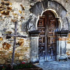 Stephen Stookey - Mission Espada Entrance