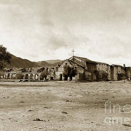 California Views Mr Pat Hathaway Archives - Mission San Antonio de Padua California circa 1903