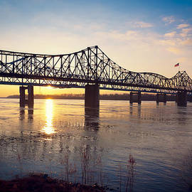 Ray Devlin - Mississippi River at Vicksburg