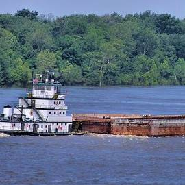 Dan Sproul - Mississippi River Barge