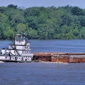 Dan Sproul - Mississippi River Barge