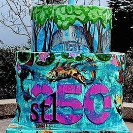 Missouri Botanical Garden Stl250 Birthday Cake