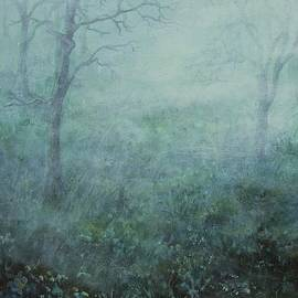 Mary Wolf - Mist on the Meadow