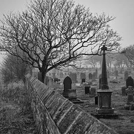 Jim Jones - Mist over the cemetery