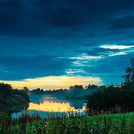 Jukka Heinovirta - Mist Rises From An Autumn River
