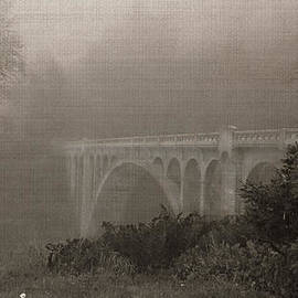 Katie Wing Vigil - Misty Bridge