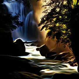 Larry Espinoza - Misty Falls