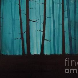 Andrew Lee - Misty Forest