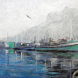 Michael Durst - Misty Morning in Hout Bay
