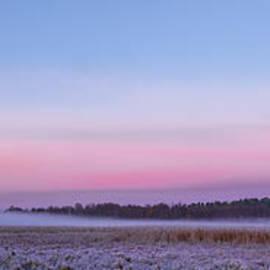 Leif Sohlman - misty morning October 31 2014