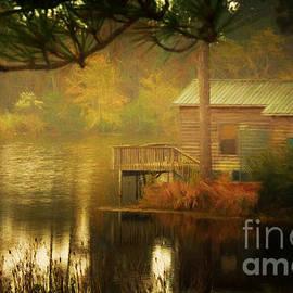 Dave Bosse - Misty Morning on the Pond