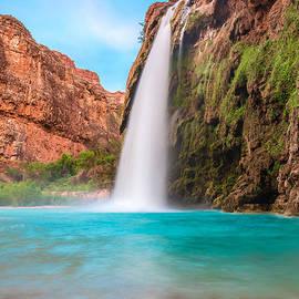 Nicholas  Pappagallo Jr - Misty Waterfall