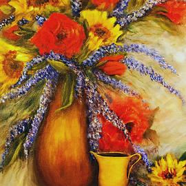 Loretta Luglio - Mixed Bouquet Still Life