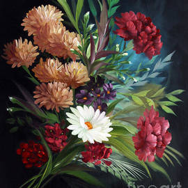 ILONA ANITA TIGGES - GOETZE  ART and Photography  - Mixed Flowers
