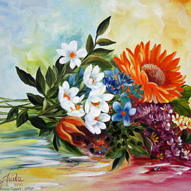 ILONA ANITA TIGGES - GOETZE  ART and Photography  - Mixed Summer Flowers