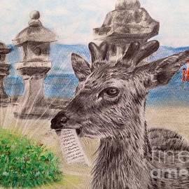 Keiko Olds - Miyajima deer
