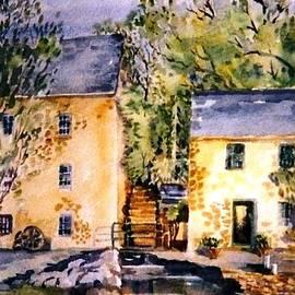 Trudi Doyle - Historic Flour Mill  Kells County Kilkenny