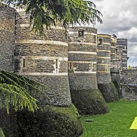 Elvis Vaughn - Moat of Angers Castle