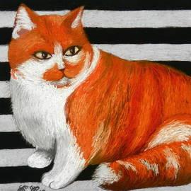 Hannah Parker - Mod Cat
