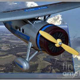 Thomas Woolworth - Model Planes Top Wing 04