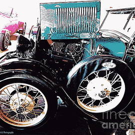 Bobbee Rickard - Model T Truck Vignette