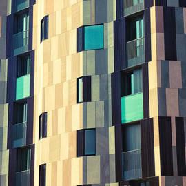 Silvia Ganora - Modern facade