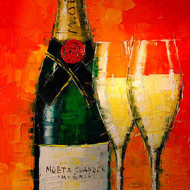 Mona Edulesco - Moet Et Chandon Ii