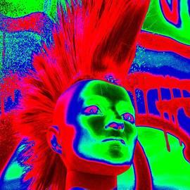 Ed Weidman - Mohawk Model