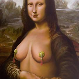 John Silver - Mona Lisa II