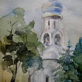 Khromykh Natalia - Monastery