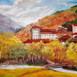 Nina Mitkova - Monastery