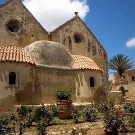 Lainie Wrightson - Monastery of Arkadi