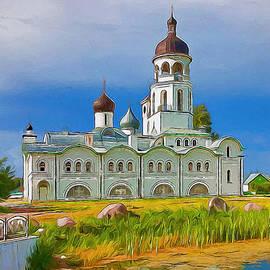 Yury Malkov - Monastery Views 2