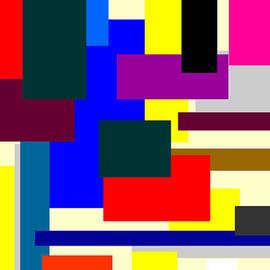 Adam Asar - Mondrian Composition