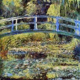 Dragica  Micki Fortuna - Monet