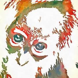 Catherine Lott - Monkey Pop Art
