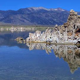 Patrick Jacquet - Mono Lake reflections