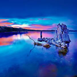 Tomasz Dziubinski - Mono Lake Sunset