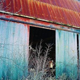 Daniel Thompson - Monroe Co. Michigan Barn