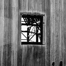 Daniel Thompson - Monroe Co. Michigan Barn Window