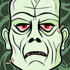 Martin Capek - Monster head