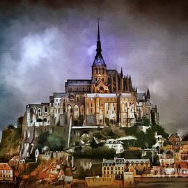 Andrzej Szczerski - Mont Saint Michel