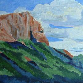Joseph Hawkins - Montana Mountain