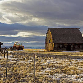 Dana Moyer - Montana Rural Scenery