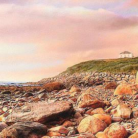 Bob and Nadine Johnston - Montauk Point Lighthouse